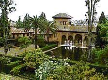 Los árabes en Granada