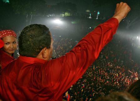 Hugo Chávez, ¿camarada o enemigo?
