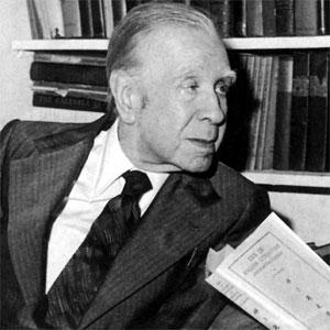 Jorge Luis Borges: lector y escritor.